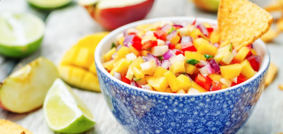 Mango Salsa Rezept