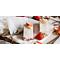 Diätfreundliche Erdbeer-Käsekuchen-Riegel