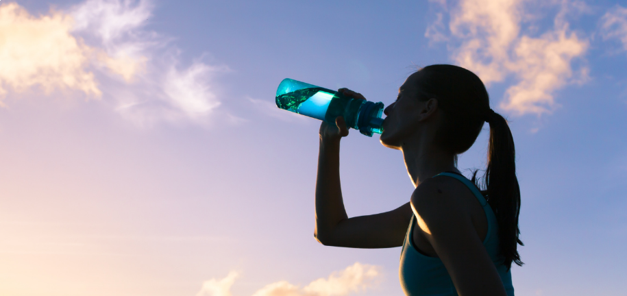 5 Warnzeichen für Dehydration