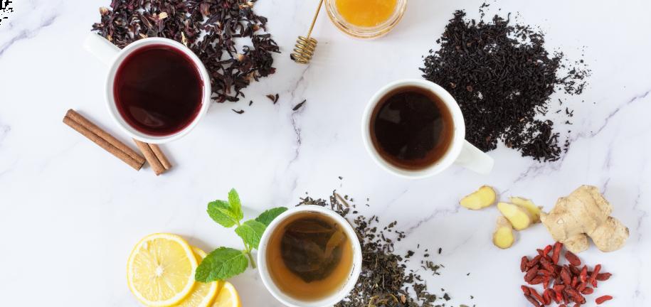 Gesundheitliche Vorteile verschiedener Teesorten