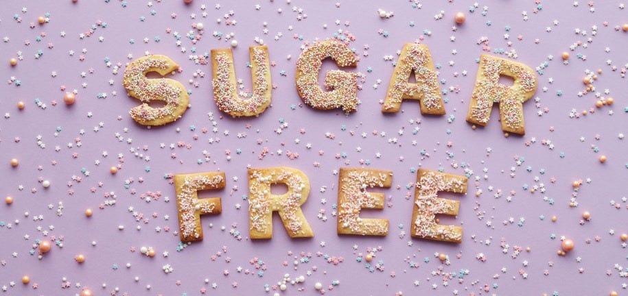 Ohne Zuckerzusatz, ein bittersüßer geschmack