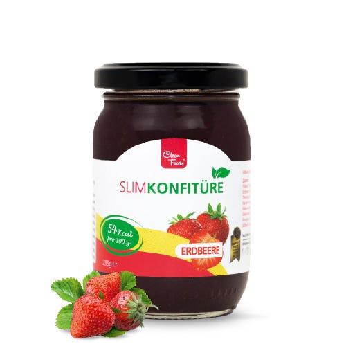 SlimKonfitüre Erdbeere