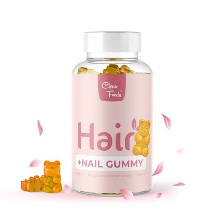 Kollagen Hair Gummy