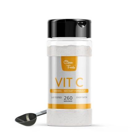 Vitamin C Instant Pulver