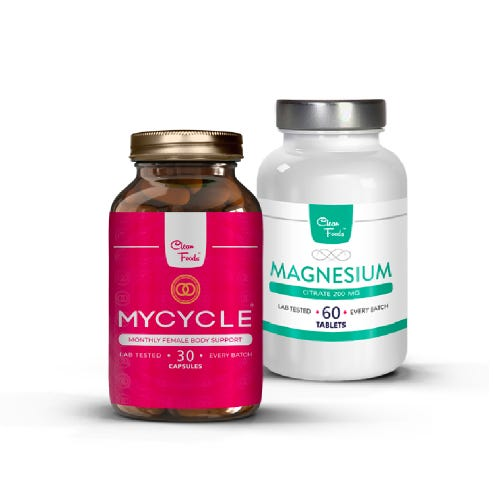 1x MyCycle + 1x Magnesium