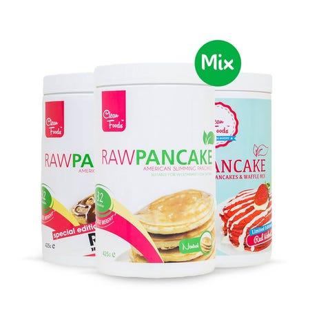 3x RohPancake mix