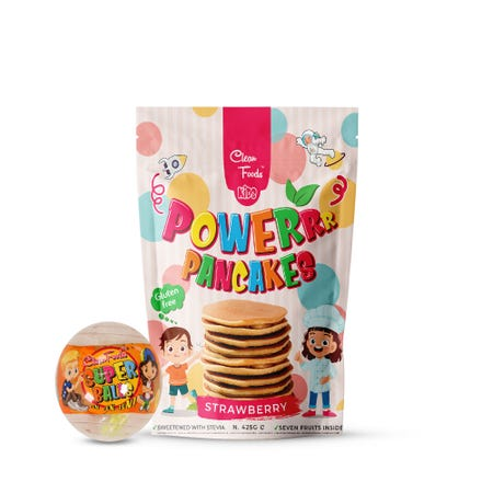 Kids PowerrPancake