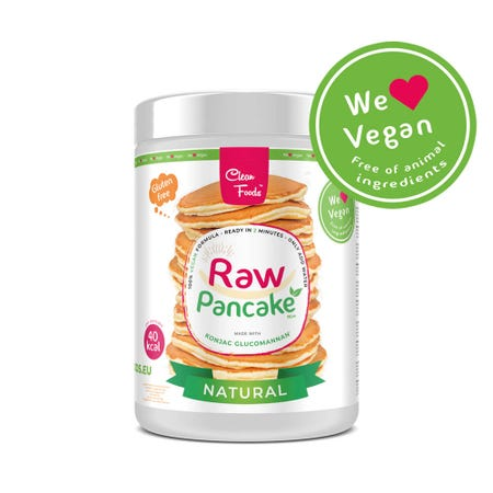 RohPancake Natural Vegan