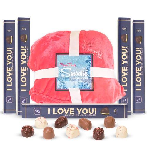 5x Love Pralinen + Smoofie