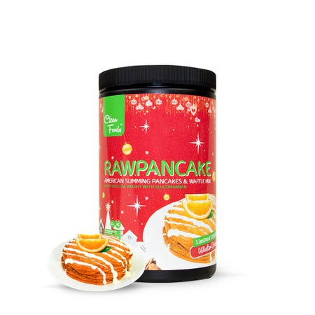 RohPancake Limited Winter Edition